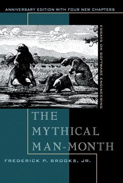 The Mythical Man Month - Brooks, Frederick P.