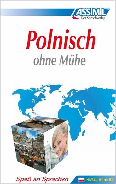 assimil polnisch ohne m he lehrbuch schulb cher portofrei bei b. Black Bedroom Furniture Sets. Home Design Ideas