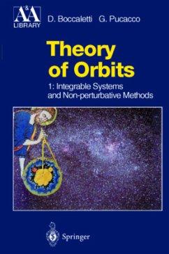 Theory of Orbits - Boccaletti, Dino; Pucacco, Giuseppe