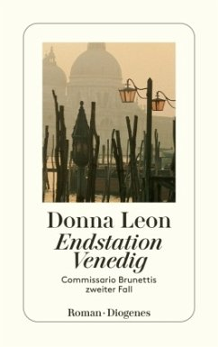Endstation Venedig / Commissario Brunetti Bd.2 - Leon, Donna