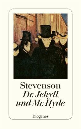 dr jekyll und mr hyde von robert louis stevenson als. Black Bedroom Furniture Sets. Home Design Ideas