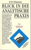 Blick in die analytische Praxis (Konzepte der Humanwissenschaften, Bd. ?)