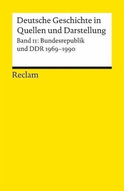 Deutsche Geschichte 11 in Quellen und Darstellung