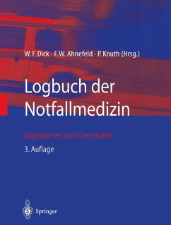 Logbuch der Notfallmedizin - Dick, W.F. / Ahnefeld, F.W. / Knuth, P. (Hgg.)