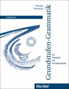 Grundstufen-Grammatik für Deutsch als Fremdspra...