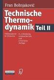 Technische Thermodynamik Teil II
