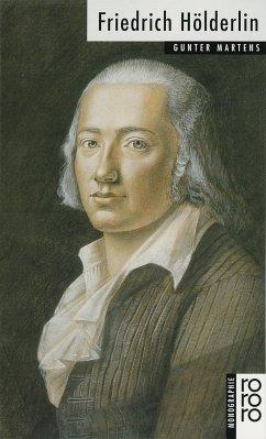 Friedrich Hölderlin - Martens, Gunter