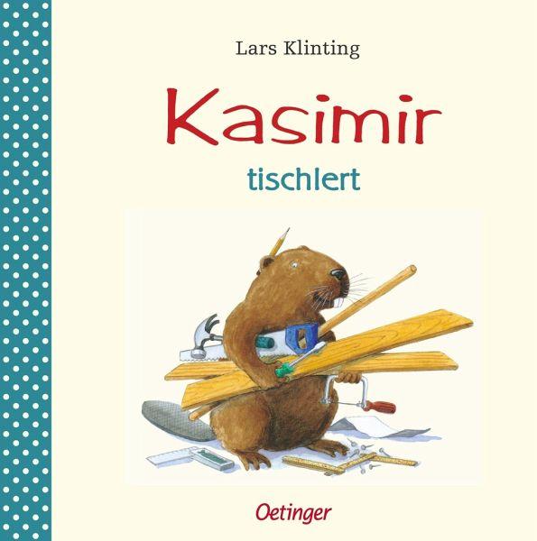 Buch-Reihe Kasimir von Lars Klinting