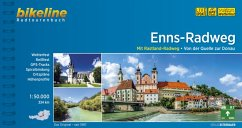 Enns-Radweg 1:50.000