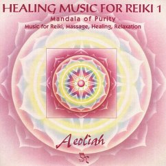 Healing Music For Reiki Vol.1 - Aeoliah