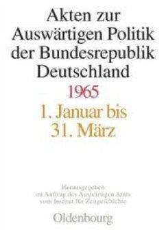 1965 - Haftendorn, Helga / Hildebrand, Klaus / Link, Werner / Möller, Horst / Morsey, Rudolf / Blasius, Rainer A.