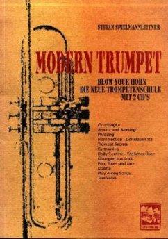 Modern Trumpet, m. 2 CD-Audio