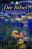Die Bibel, Einheitsübersetzung der Heiligen Schrift, Umschlagbild Monet 'Les Nympheas'