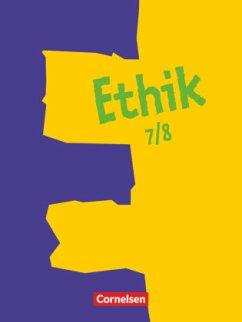 Ethik. 7./8. Schülerbuch