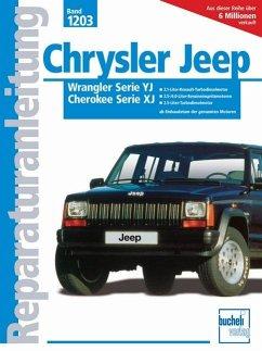 Chrysler Jeep Wrangler, Serie YJ, Cherokee, Ser...