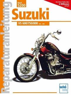 Suzuki VS 600/750/800 Intruder.