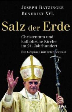 Salz der Erde - Ratzinger, Joseph