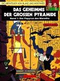 Das Geheimnis der großen Pyramide - Der Papyrus des Manetho / Blake & Mortimer Bd.1