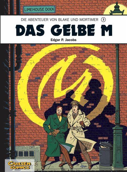 Das Gelbe M / Blake & Mortimer Bd.3 - Jacobs, Edgar P.