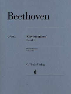 Klaviersonaten 02 - Beethoven, Ludwig van - Klaviersonaten, Band II