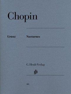 Nocturnes, Klavier