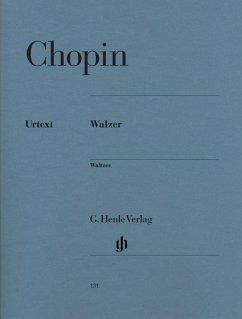 Walzer, Klavier