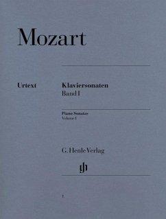 Klaviersonaten Band I - Mozart, Wolfgang Amadeus - Klaviersonaten, Band I