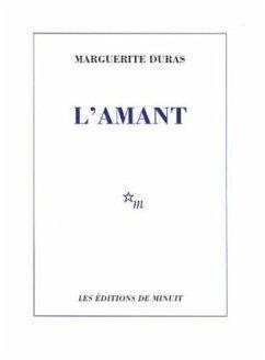 L'amant - Duras, Marguerite