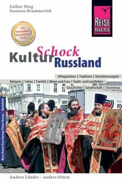 Reise Know-How KulturSchock Russland - Deeg, Lothar; Brammerloh, Susanne