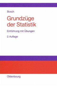Grundzüge der Statistik - Bosch, Karl