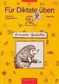 2. Schuljahr, Lateinische Ausgangsschrift / Für Diktate üben, Grundschule, Lernwörter-Geschichten