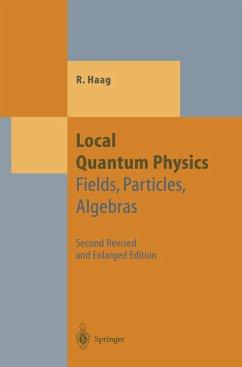 Local Quantum Physics - Haag, Rudolf