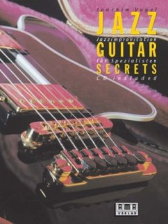Jazz Guitar Secrets, m. CD-Audio