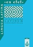 Lingua Latina 'ex efef'. Lektüreheft Cicero