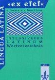 Wortverzeichnis / Lingua Latina 'ex efef'