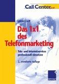 Das 1 × 1 des Telefonmarketing
