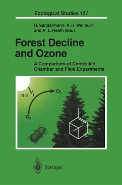 Forest Decline and Ozone - Sandermann
