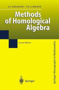 Methods of Homological Algebra - Gelfand, Sergei I.;Manin, Yuri I.