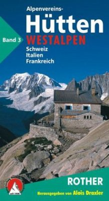 Alpenvereinshütten Westalpen