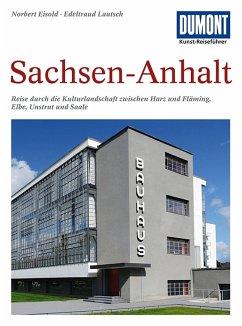 DuMont Kunst-Reiseführer Sachsen-Anhalt - Lautsch, Edeltraud; Eisold, Norbert