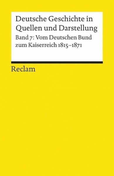Deutsche Geschichte 7 in Quellen und Darstellung