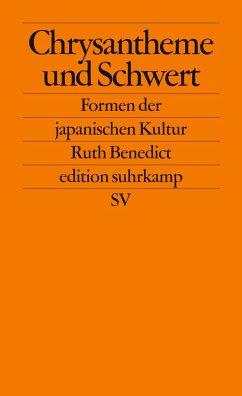 Chrysantheme und Schwert - Benedict, Ruth