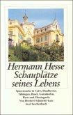 Hermann Hesse, Schauplätze seines Lebens