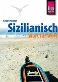 Kauderwelsch Sprachführer Sizilianisch Wort für Wort