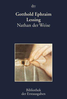 Nathan der weise von gotthold ephraim lessing als for Raumgestaltung nathan der weise