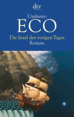 Die Insel des vorigen Tages - Eco, Umberto