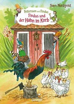 Findus und der Hahn im Korb - Nordqvist, Sven