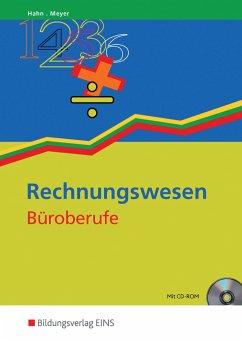 Rechnungswesen Büroberufe - Hahn, Hans; Meyer, Helge