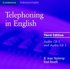 2 Audio-CDs / Telephoning in English