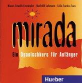 2 Audio-CDs zum Lehr- und Arbeitsbuch / Mirada